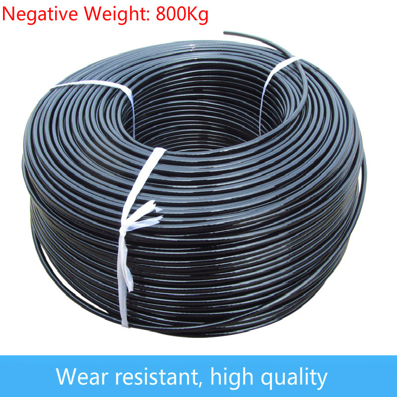 Galleria fotografica 5/6MM Diam Wire Rope Fitness Equipment Accessories Gym General Fittings Comprehensive Strength Training Negative Weight 800Kg