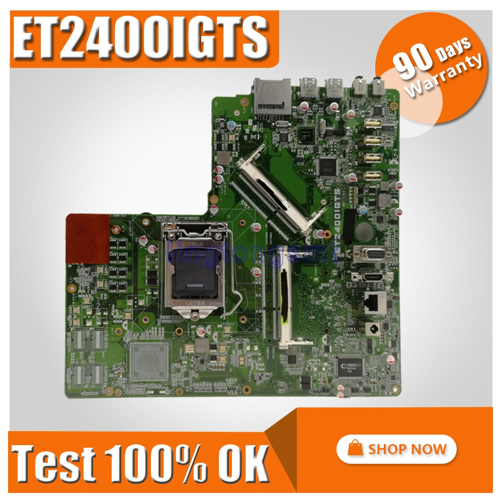 All-in-one motherboard For ASUS ET2400IGTS ET2400IG ET2400IGT mainboard 100% Test ok Works GMAll-in-one motherboard For ASUS ET2400IGTS ET2400IG ET2400IGT mainboard 100% Test ok Works GM