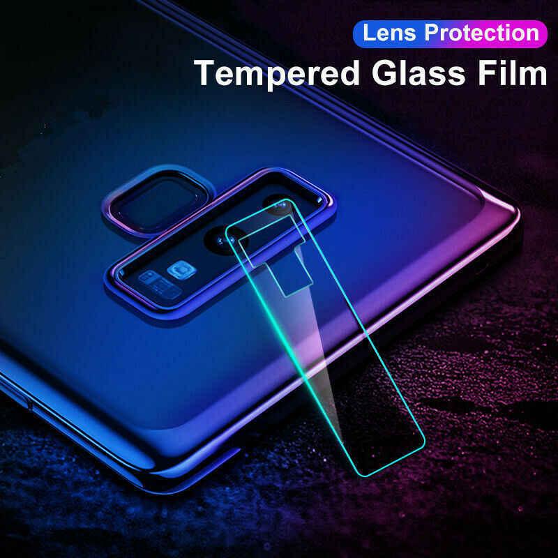 غشاء حماية جديد عالي الوضوح عدسة كاميرا خلفية احترافية واقي من الزجاج المقسى لهاتف سامسونج جالاكسي S10 S10Plus S10E
