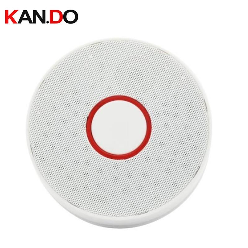Smoke Sensor Fire Protection Alarm Indepedent Smoke Detector For Home Protection Smoke Detectiong Fire Detector