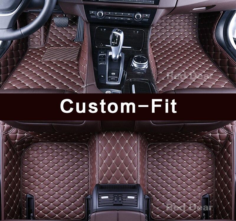 Custom Made Car Floor Mats For Hyundai Genesis Coupe