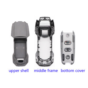 Image 2 - New Original DJI Mavic 2 PRO/ZOOM Arms Body Shell Middle Frame Bottom Shell Upper Cover Mavic 2 Replacement Repair Spare Parts