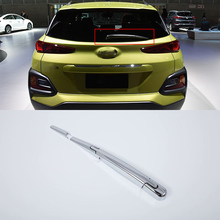 ABS Plastic Car body kits rear wiper cover Decoration Trim For HYUNDAI ENCINO car accessories