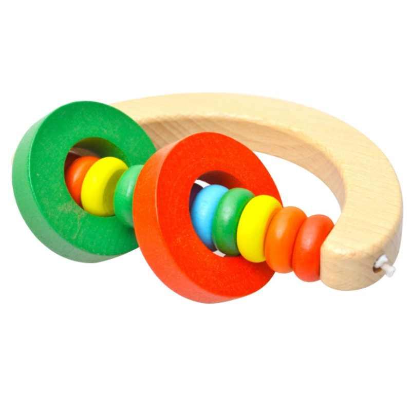 Детские погремушки игрушки Fun подарки немного громко Jingle развивать ребенка интеллект ребенка игрушки