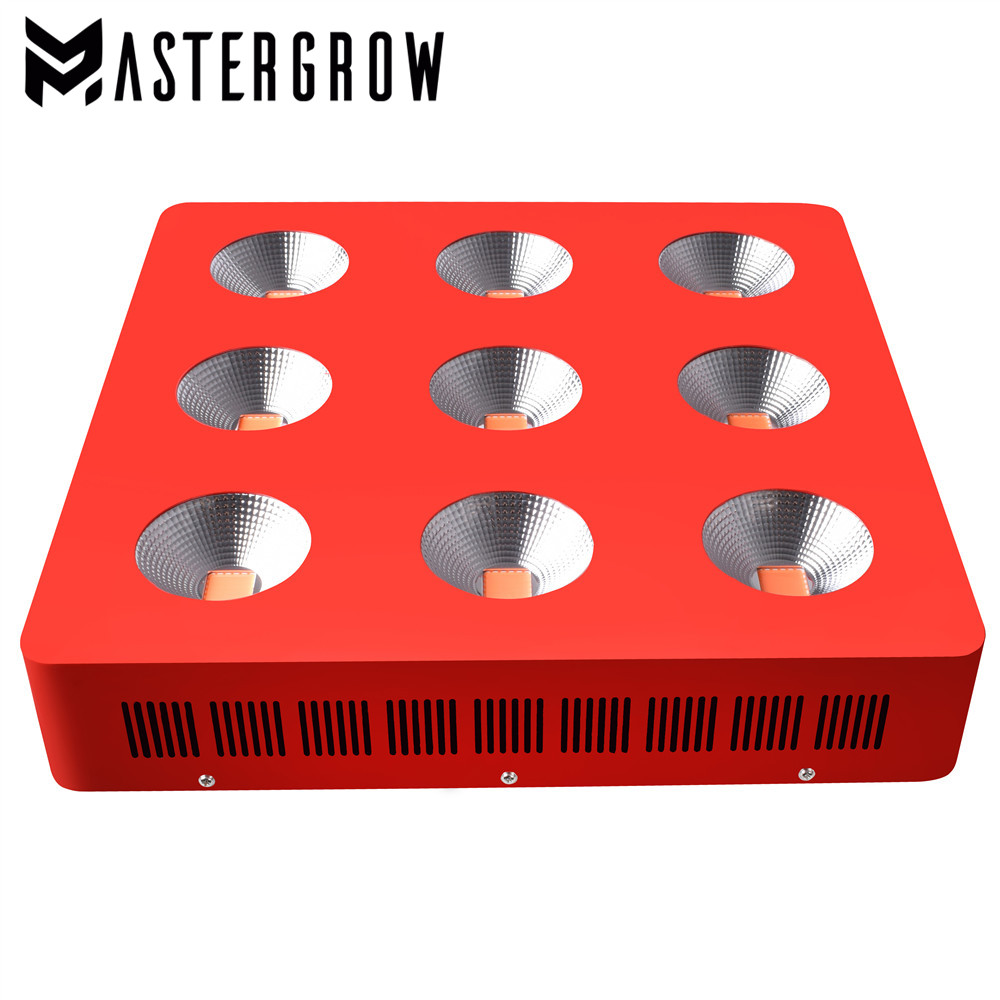 Dominator 2700W COB LED Grow Light Full Spectrum 410-730nm For Indoor Plants And Flower Phrase, Very High Yield