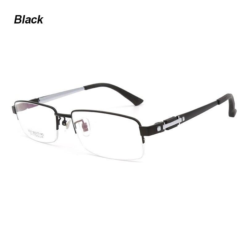 Gli uomini degli Occhiali Optical Occhiali Da Vista 8001 Uomo Occhiali Da Vista Occhiali Correzione della Vista Degli Occhi Occhiali Cornice