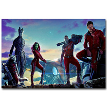 STAR LORD – Guardian of The Galaxy Art Silk Fabric Poster Print 13×20 24x36inch Superheroes Movie Picture for Room Wall Decor 48