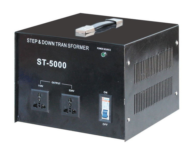 8000w Home Use 220v 110v 110 Step Up Down Transformer For Juicer Refrigerator Microwave Printer