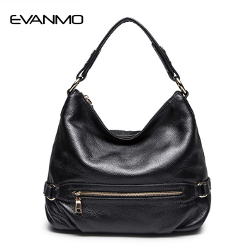 Retro First Layer Cowhide Female Shoulder Messenger Bags Ladies Handbag 2017 Spring Leather Handbags Real Soft Cow Leather Purse