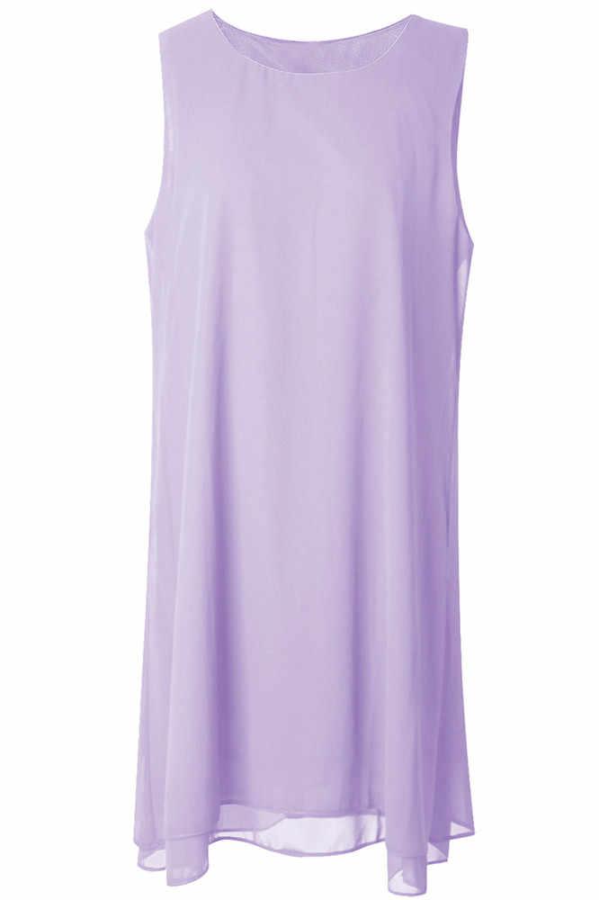 Vestidos Madre de la novia Borgoña gasa más tamaño 2019 de manga larga vestido de fiesta de boda imagen Real