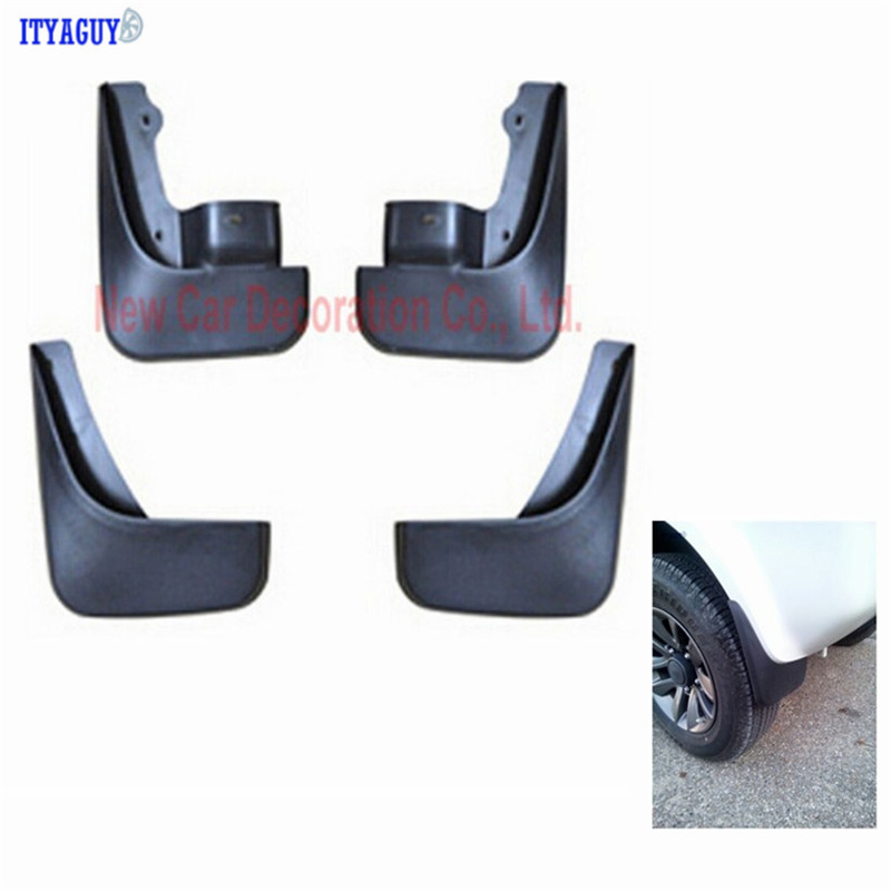 4PCS New Mud flaps car accessories Car styling for Suzuki Jimny Auto Mudguard Splash guards fender mud flaps Free Shipping flaps in oral