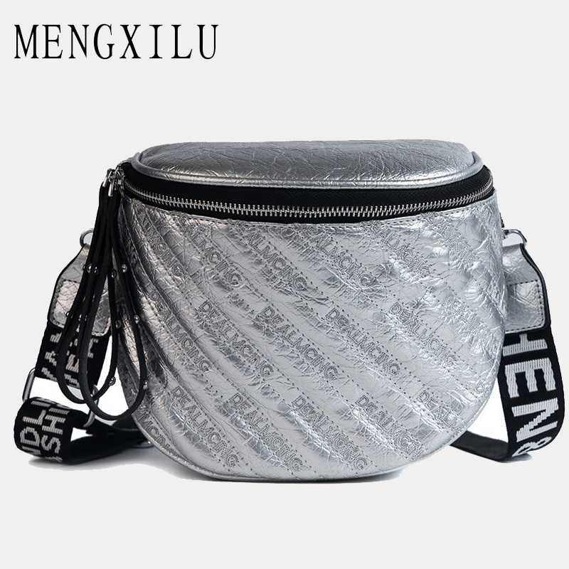 MENGXILU Luxury Handbags Women Bags Designer Plaid Women Messenger Bag Ladies Wide Strap Bolsas De Luxo Mulheres Sacos De Design