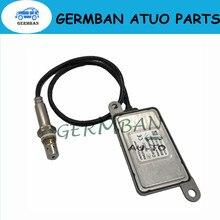 Novos Fabricados de Nitrogênio-sensor de oxigênio sensor de Nox para Cummins Weichai Yuchai CAMINHÃO Volvo oem #5WK9 6614G 5WK96756 5WK96618D