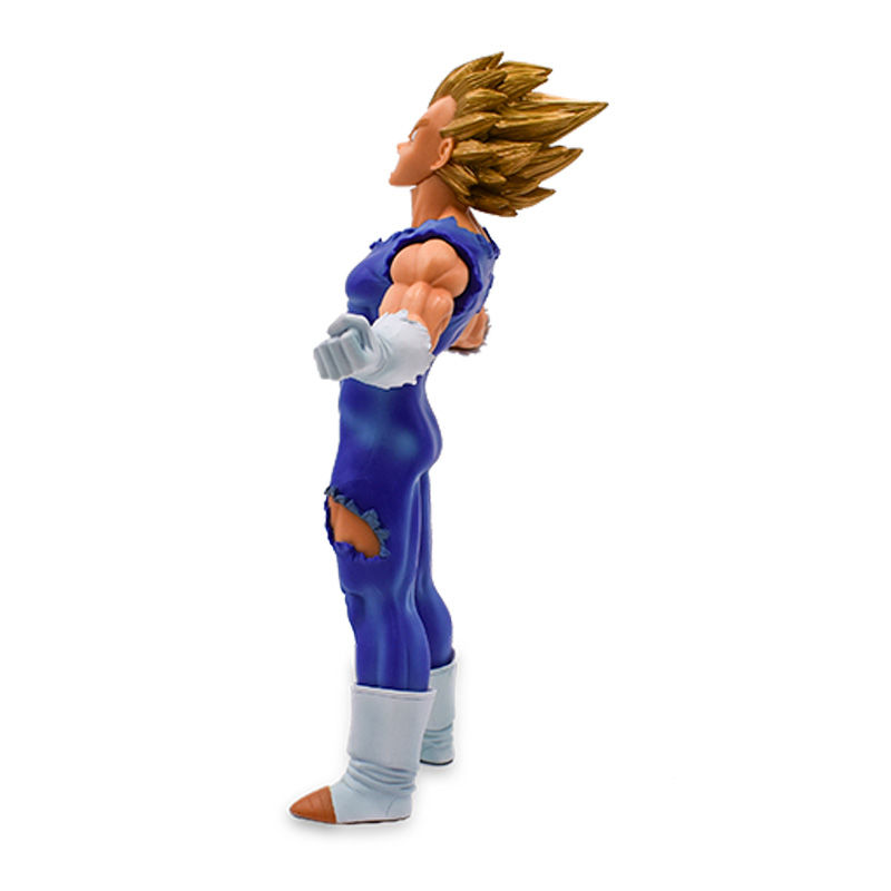 25cm Anime Dragon Ball Z Goku Vegeta Action Figure Super Saiyan PVC Collection Model toys brinquedos for christmas gift in Action Toy Figures from Toys Hobbies