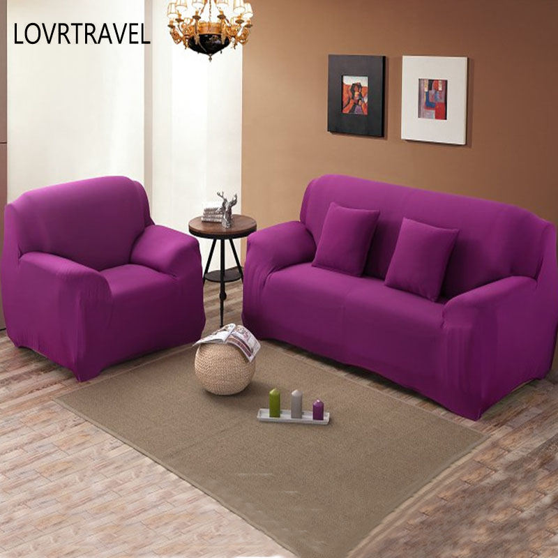 Lovrtravel Stretch Covers For Seat Chair Couch Universal