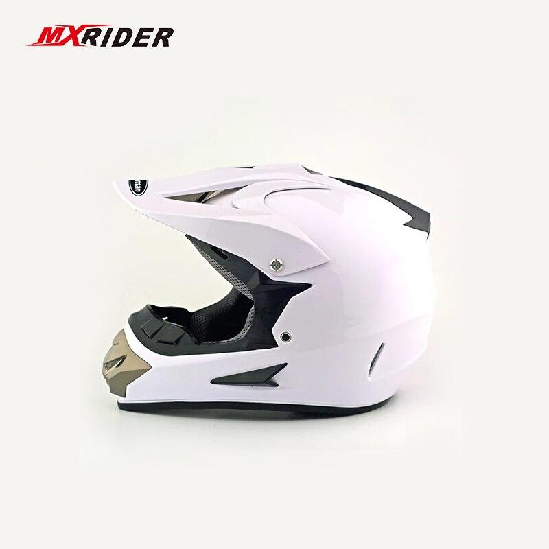 MXRIDER motorcycle Adult motocross Off Road Helmet ATV Dirt bike Downhill MTB DH racing helmet cross Helmet capacetes