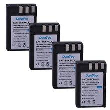 4 Uds 7,4 V 1800mAh EN-EL9 es EL9 ENEL9 Cámara recargable batería de iones de litio para Nikon EN-EL9a D40 D60 D40X D5000 D3000 E1007N