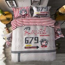 Fashion cartoon comforter bedding set bed linen 3d Duvet Cover sheet pillowcases Full Queen size sets
