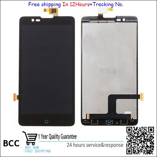 For ZTE V5 LCD Screen Original LCD Display+Touch Screen Digitizer Pannel Replacement For ZTE Red Bull V5 U9180 V9180 N9180 5.0""