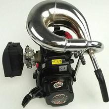 5T 45cc газовый двигатель с настроенной трубой может для Losi 5ive-T Rovan LT DDT 5T KM X2 FG SMARTECH REMAGE REDCAT MT KINGKONG FS MCD bajer