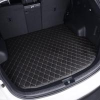Leather Car trunk mat cargo carpet for Mercedes Benz CLS350 GL450 ML350 GLK GLE GLA GLS C200 C180 W211 W212 W213 W218 W219 W220