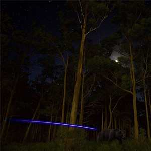 Image 3 - 3/6 sztuk automatycznie oświetlony kuszy strzała Nock łuk String aktywowany kuszy śruby Nock Led strzała Nock do ID7.6mm strzałka wału