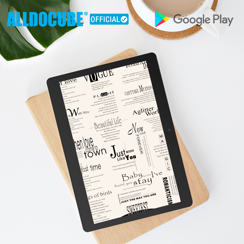 Alldocube M5XS 10.1 pouces 1200*1920 double 4G téléphone tablettes PC MT6797 X27 Deca Core Android 8.0 3GB RAM 32GB ROM double Wifi GPS