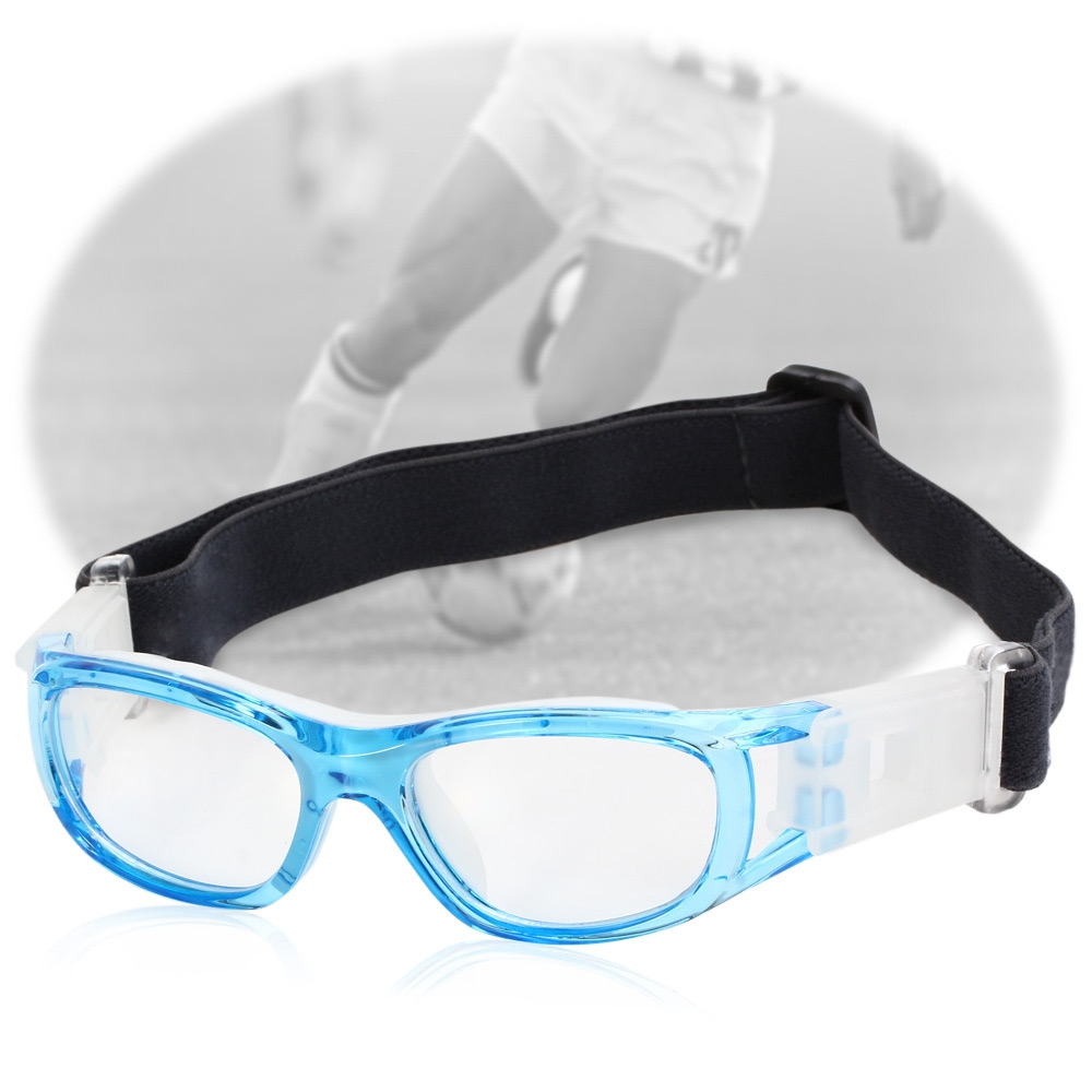 Children Sports Glasses Basketball Football PC Lens Protective Eye Glasses Child Eyewear Goggles Kids Outdoor Soccer Cycling runacc children sports goggles adjustable kids basketball glasses protective eye glasses for girls and boys
