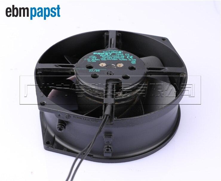 7855ES W2S130-AA03-98 AC 230V 50/ 0Hz 45 server inverter cooling fan 172*172*55mm