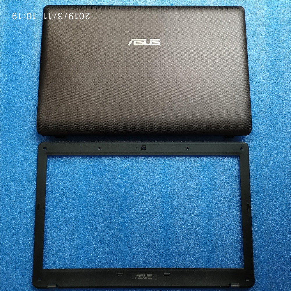 New For Asus K52 K52F K52J A52 X52 K52JR K52JK LCD Rear Case & Front Bezel Lid Cover