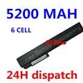 Аккумулятор для ноутбука HP EliteBook 8530 p 8530 w 8540 p 8540 Вт 8730 P 8730 Вт 8740 Вт 6545b 458274-421 484788-001 493976-001 501114-001