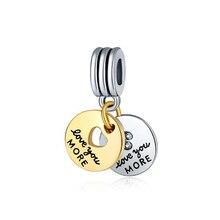 Fit  charms plata de ley 925 original bracelet jewelry valentine's day mary poppins bijoux jewellery sieraden beads DGB621 цена
