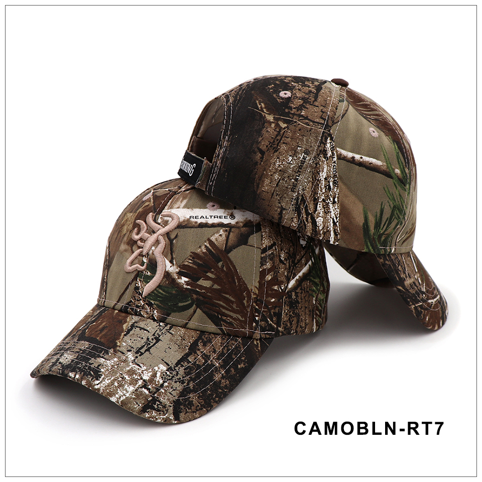 CAPSHOP 2020 New Camo Baseball Cap Fishing Caps Men Outdoor Hunting Camouflage Jungle Hat Airsoft Tactical Hiking Casquette Hats 7