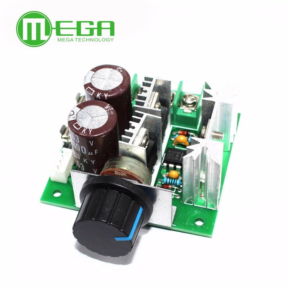 Nuevo 12V-40V 10 A 13 kHz PWM PWM DC Motor Speed Control Interruptor ~ H