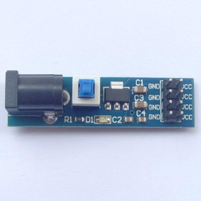 1 шт. выход AMS1117-3.3 в DC/DC питание модуль + DC разъем