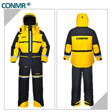 CONMR QF 929 Famous brand Fishing vest jacket clothing for adult men outdoor ice fishing rock fishing skiing hiking  50