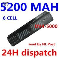 Laptop Battery ForHP COMPAQ Dv4 5000 Dv6 7000 Dv7 7000 Dv6 8000 TPN P102 VE12