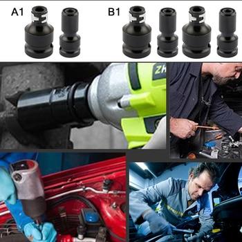 1/2 1/4 Batch Head Conversion Head Conversion Sleeve Electric Wrench Conversion Sleeve Wind Gun Head фото