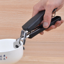 Горячий держатель для миски, блюдо, зажим для кастрюли, сковорода, зажим для горячей посуды, тарелка, чаша, зажим, ретривер, Тонг, силиконовая ручка, аксессуары для кухонных инструментов