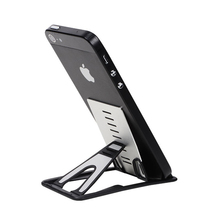 купить Universal Adjustable Foldable Cell Phone Tablet Desk Stand Holder Smartphone Mobile Phone Bracket for iPad iPhone 5 6 7 Samsung  по цене 167.63 рублей