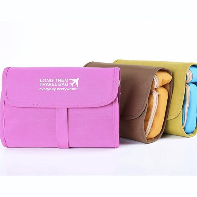 НОВОЕ поступление косметичка моды для женщин макияж мешок висит туалетные принадлежности travel kit организатор ювелирные изделия, сумки