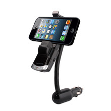 Bluetooth Car Kit Phone Holder Original BT8118 BT Handfree Calling FM