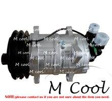 High Quality A/C Compressor & Clutch For Car TM16 AC 24V 2PK OEM Z0006361A