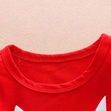 2-Piece Baby Girls Clothing Set – Cartoon O-Neck