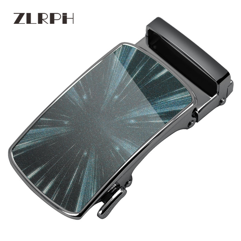 ZLRPH  New Dongguan Buckle Fashion Personality Dazzling Automatic Buckle Men's Belt Buckle Head Waistband Fittings Head