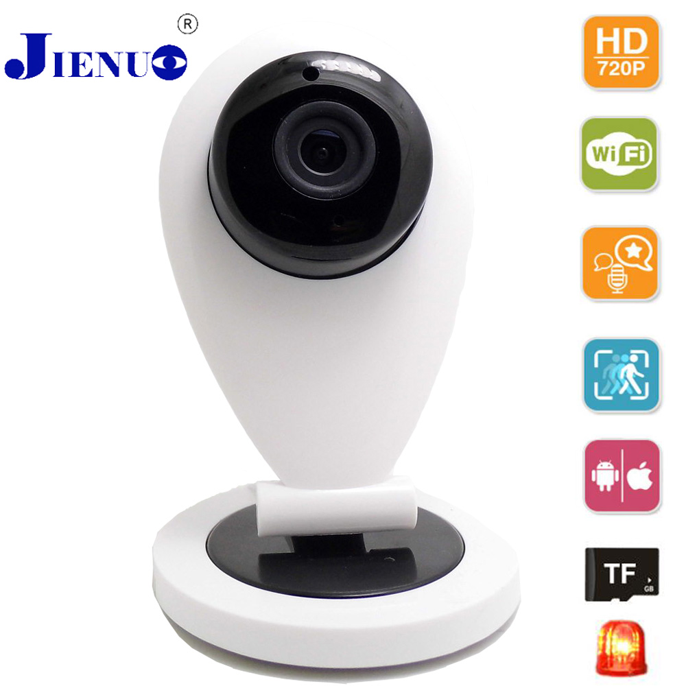 720P Mini Wifi IP Camera Wireless HD Smart P2P Baby Monitor Network CCTV Security Camera Home Protection Mobile Remote Cam Onvif купить в Москве 2019