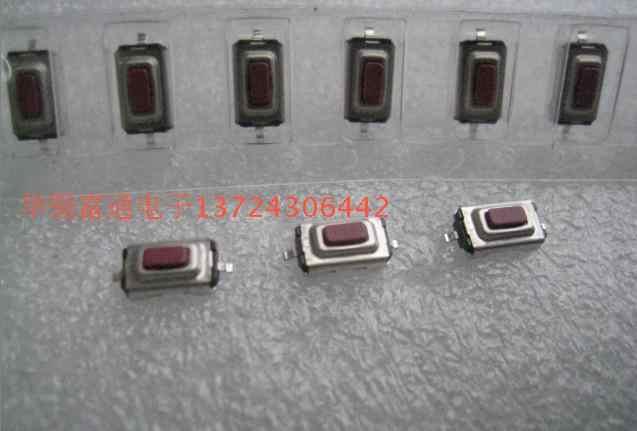 10 adet Nokta Japon ALPS dokunmatik düğme anahtarı SKQDPBE010 oyuncak araba ses 3*6*2.5