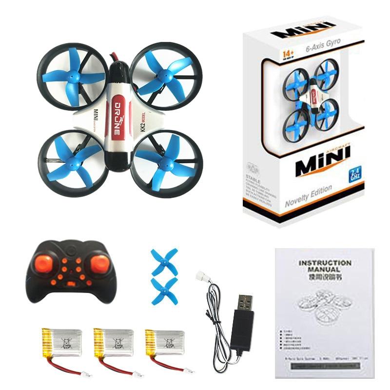 Mini RC Drone X807 UFO RC Quadcopter VS JJRC H36 RC Quadrocopter Headless Mode 2.4G Remote Control Toys for children gift