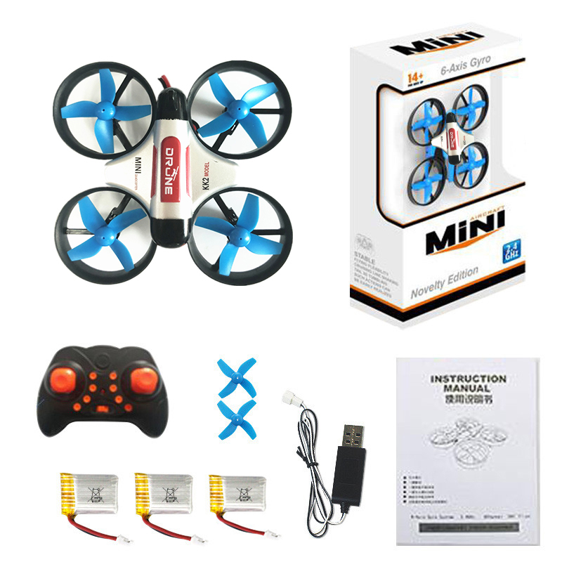 Mini RC Drone X807 UFO RC Quadcopter VS JJRC H36 RC Quadrocopter Headless Mode 2.4G Remote Control Toys for children gift