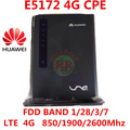 Desbloqueado huawei e5172 e5172s-515 4g lte mifi router lte cpe router 150 mbps 4g wifi dongle pk b593 b890 b880 e589